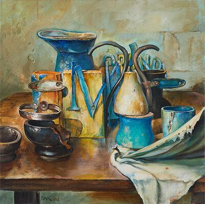 Samuel Bak, 'In Search of Morandi', 2012