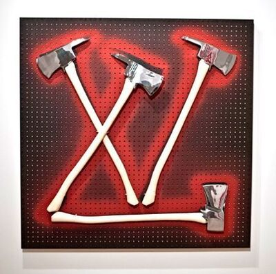 Zevs, 'LV - Axes', Unknown