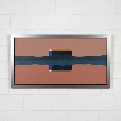 Charles Pachter, 'Dawn Barn', 2017