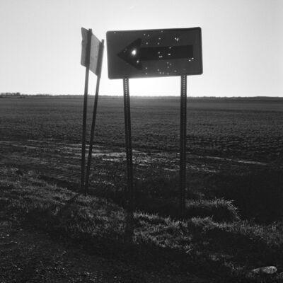 Brandon Thibodeaux, 'Signs, Clarksdale, Mississippi', ca. 2011