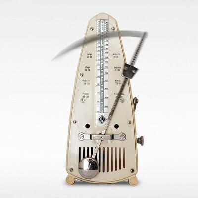 Fabian Bürgy, 'Metronom des Todes (Metronome of death)', 2017