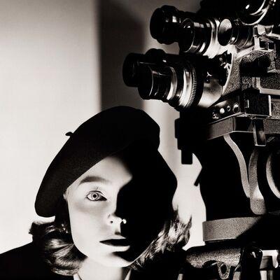 Matthew Rolston, 'Jodie Foster, Director II, Los Angeles', 1991