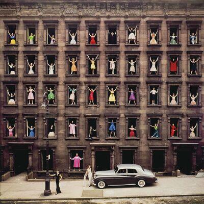 Ormond Gigli, 'Girls in Windows', 1960