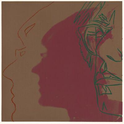 Andy Warhol, 'The Shadow (F. & S. II.269A)', 1981