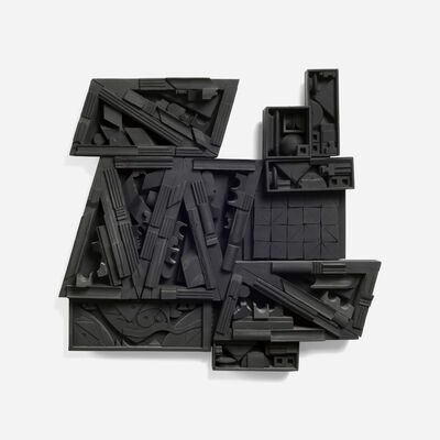 Louise Nevelson, 'Moon Zag XI', 1979