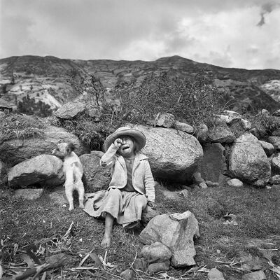 Rosalind Solomon, 'Ancash, Peru', 1981