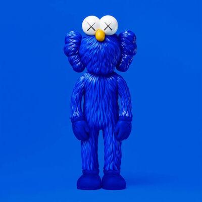 KAWS, 'KAWS BFF Blue MoMA Exclusive', 2017