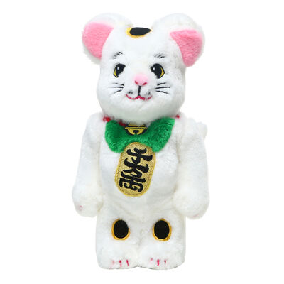 "BE@RBRICK, 'Bearbrick x Medicom Toy ""Maneki Neko"" 400%', 2015"