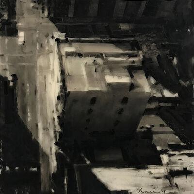Ben Aronson, 'Rooftop, South Boston', 2018