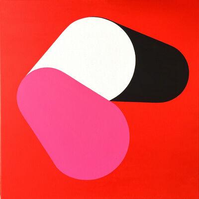 Loes Koomen, 'Tube 1 & 2 (diptych)', 2017