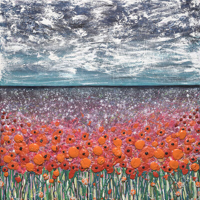 Scarlett Raven, 'Under a Green Sea', 2017