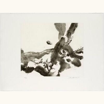 Zao Wou-Ki 趙無極, 'No title', 2007