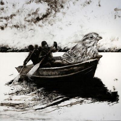Steven Spazuk, 'Lifeboat 1', 2021