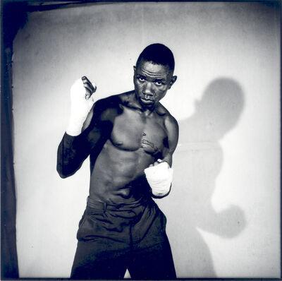 Malick Sidibé, 'Boxer', 1966