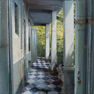 Matteo Massagrande, 'Portico', 2019