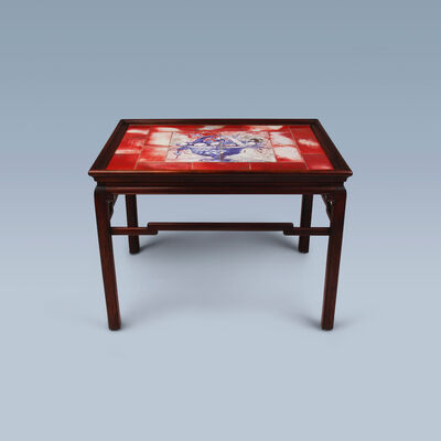 Frits Henningsen, 'Coffee table with tiles', 1930-1939