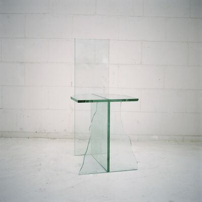 Guillermo Santomà, 'Mirage Glass Chair 4', 2016