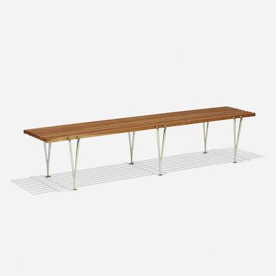 Hugh Acton, 'bench', 1954/1990