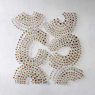 Marian Bijlenga, 'Henna Fishscales', 2019