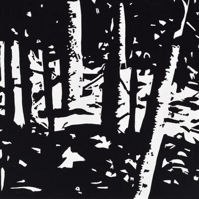 Alex Katz, 'Alex Katz, Maine Woods 2', 2015