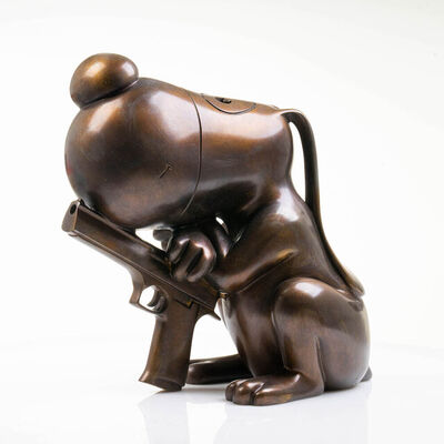 F&G, 'Pitchou 45 Brownie Cute ', 2021