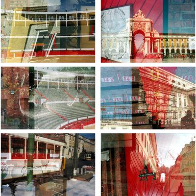 Antoni Muntadas, 'Double exposure: Lisboa - Bogotá'