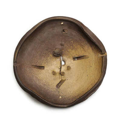 Peter Voulkos, 'Untitled Charger', 1979