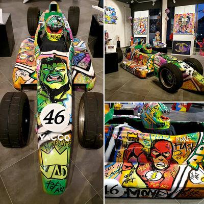 Art Vladi, 'Formule Ford ', 2017