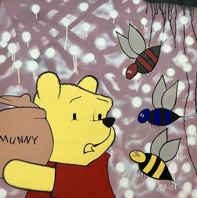 Chris Pegg, 'Winnie the Poor (featuring Winnie the Pooh) ', 2012