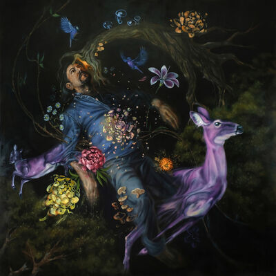 Amanda Banker, 'THE NATURE LOVER', 2018