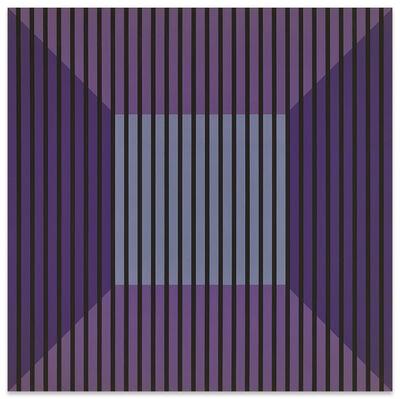 Karl Benjamin, '#12, 1976', 1976