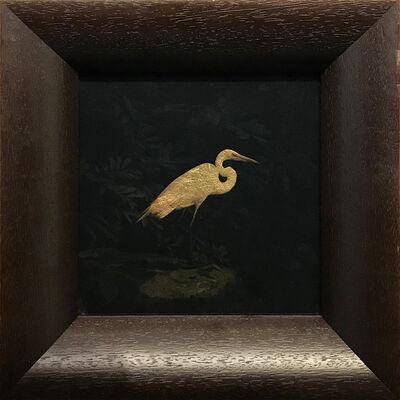 Kate Breakey, 'Heron, Yucatun', 2021