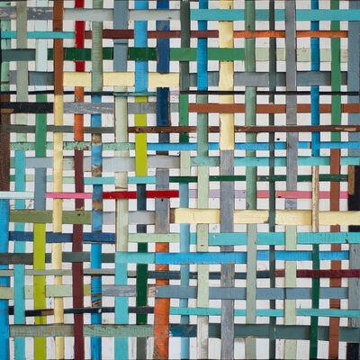 Laura Petrovich-Cheney, 'Plaid', 2014