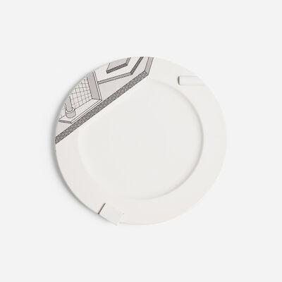 Ettore Sottsass, 'Lettuce plate', 1985