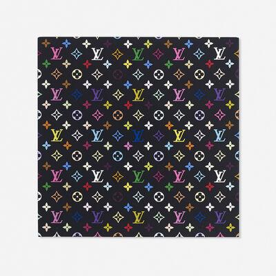 Takashi Murakami, 'Louis Vuitton Monogram', 2007