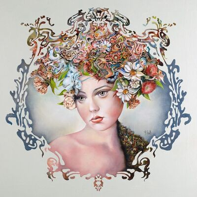 Nick Fedaeff, 'Flora', 2014