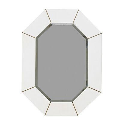 Karl Springer, 'Large wall mirror, New York', 1980s
