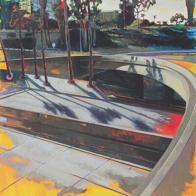 Victoria MacMillan, 'Downtown, Around the Palms', 2019