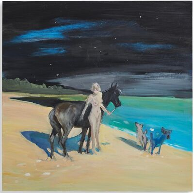 Deborah Brown, 'Dark Horse ', 2019