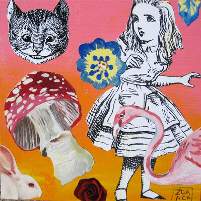 Zoa Ace, 'Go Ask Alice', 2019