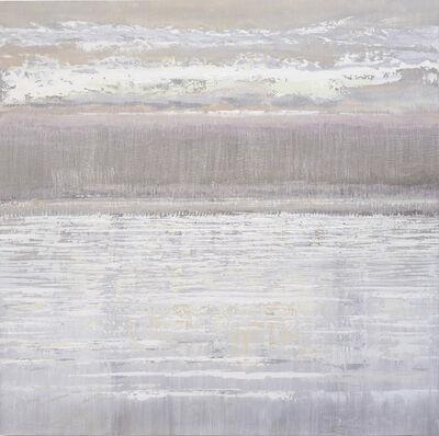 Bruno Kurz, 'Sweeping sky - white', 2019