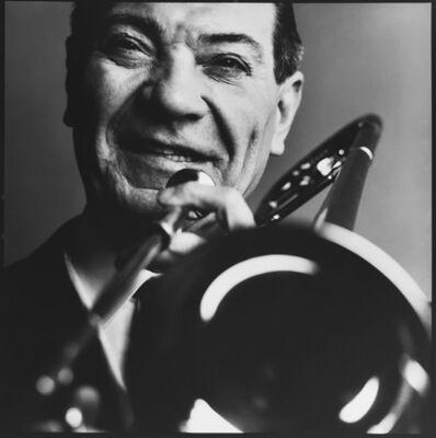 Bert Stern, 'Jack Teagarden', 1958