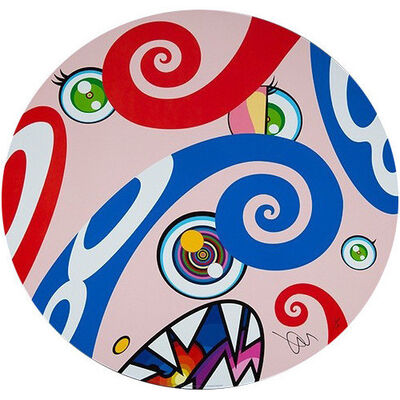 Takashi Murakami, 'We are the Jocular Clan #9', 2019
