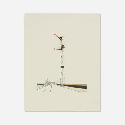 William Steiger, 'Semaphore', 2004