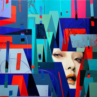 "Erik Jones, '""City Searching""', 2014"