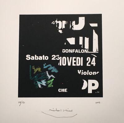 Richard Meier, 'Sabato 23', 2017