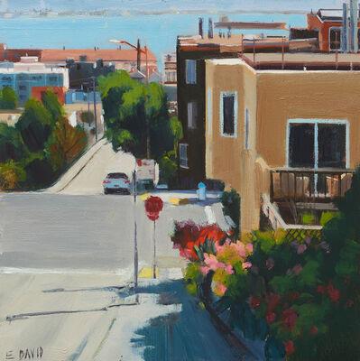 Eileen David, 'Corner Lilies', 2015