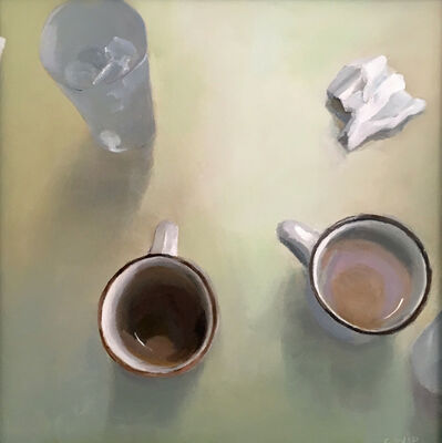 Stephen Coyle, 'Two Coffees Regular', 2017