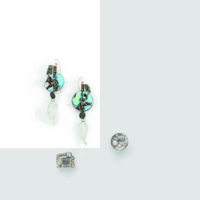 Ilona Chale, 'Pair of Earrings', 2005