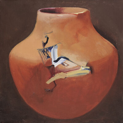 Guy Stuart, 'Small Vase', 1978